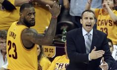 NBA finals: Cleveland Cavaliers look ahead to Game 5 against Golden State Warriors - video