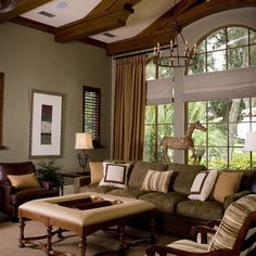 Trend Earth Tone Living Room Ideas Interior