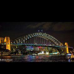 #nightlife #nikon #nikonaustralia #homesweethome #imisssydney #misssydneyelegance #harbour #harbourbridge #Sydney #sydneyharbourbridge #igers #igersydney #igeraustralia #instagood #instadaily #insterphoto #instagramers #photographie #photooftheday #photography #nacht #architecturelovers #architecture #architectureporn by carina_hh82 http://ift.tt/1NRMbNv