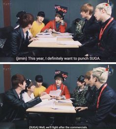 Jimin's goal for the third year with BTS