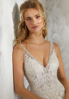 Luana Wedding Dress | Style 8277 | Morilee