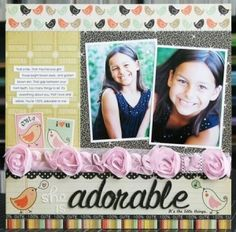 Scrapbooking Ideas by cassandra
