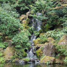 Japanese Garden in Portland OR [4032x3024] #arya #love #instagood #photooftheday #beautiful #happy #cute #picoftheday