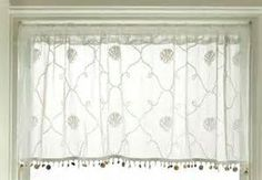 Sheer Seashell Curtains - Bing Images