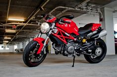 Ducati Monster 796. Some day!!