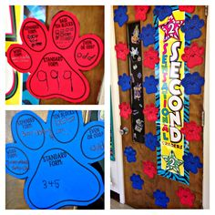 Saddle up for Second Grade: Brag Tags