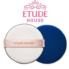 Etude House Collagen Air Puff-2EA/Air Cushion Puff-Free Shipping / Made in Korea #EtudeHouse