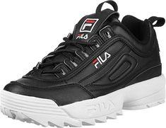 online store d6bb6 fb647 Fila Damen Sneaker Heritage Disruptor Low  Amazon.de  Schuhe   Handtaschen