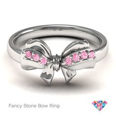 Bow #RING! birthday coming soon along with Christmas, HINT HINT my dear boyfriend ;) but with blue stones