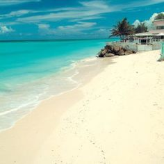 Butterfly Beach, Barbados