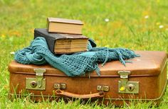 """""""Never trust anyone who has not brought a book with them.""""  — Lemony Snicket"""