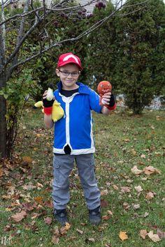 10 Best Ash Ketchum costume images  194fa91fe7fa