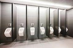Image result for urinal divider dimensions