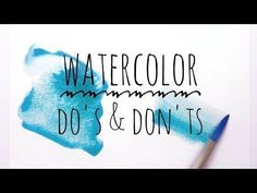 Step by Step | How to draw and color a realistic eye with colored pencils | Emmy Kalia - YouTube #watercolorarts