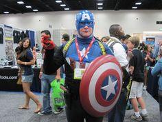 Captain America, Comic-Con 2011