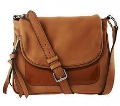 Aimee Kestenberg Leather Flap Crossbody Bag