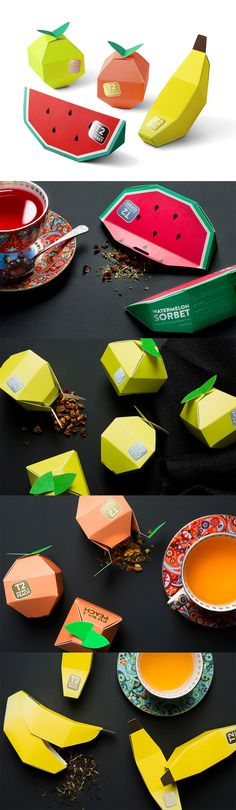 T2 Tea Mini Fruits by Christopher Stanko