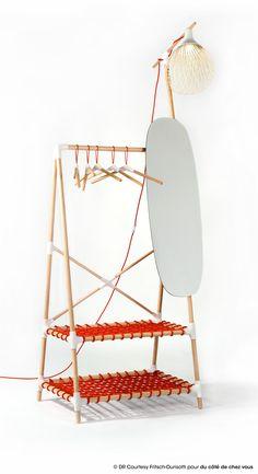 """Du côté de chez vous présente les """"Drôles d'Oiseaux"""". Un projet de @fritschdesign que nous avons édité dans l'idée que chacun fasse son nid ! #dccv #ducotedechezvous #drolesdoiseaux #3D #DIY #design #deco #home #maison"""