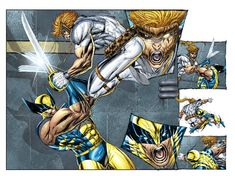 X-Force - Rob Liefeld Creations Rob Liefeld, Marvel Characters, Fictional Characters, X Force, Image Comics, Art Pages, Wolverine, Cover Art, Character Art