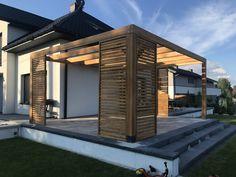 Modern Pergola, Outdoor Pergola, Backyard Pergola, Backyard Landscaping, Rooftop Design, Terrace Design, Wooden Gazebo, Garden Canopy, Patio Shade