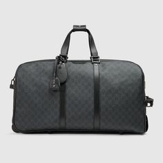 49be1b99b694c0 GG Supreme wheeled suitcase Mens Luggage, Travel Luggage, Couture Bags,  Couture Accessories,