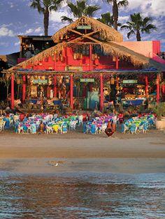 The Office Cabo San Lucas....