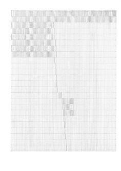 Organising the studio / Organizar o ateliê 2015  graphite on paper / grafite sobre papel 29.6 x 20.8 cm  www.pedrosequeira.info