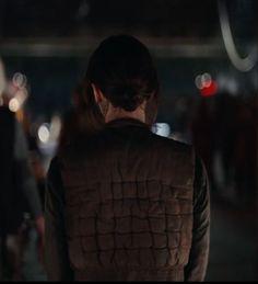 Jyn Erso back of vest