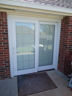 Pella Sliding Patio Door Adjustment