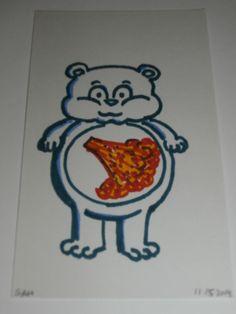 Who Cares Bears - Barf Bear
