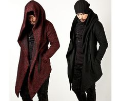 Channel your diabolical side with this hood cape
