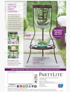 #Partylite Winter/Spring Catalog 2016  Partylite.biz/candleladydana