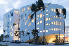 Architecture @archpics  Faena Forum, Miami, FL, United States