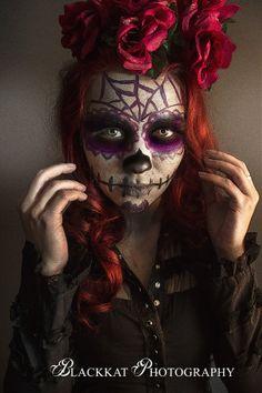 Día de Muertos by BlackkatPhotography on Etsy, $25.00