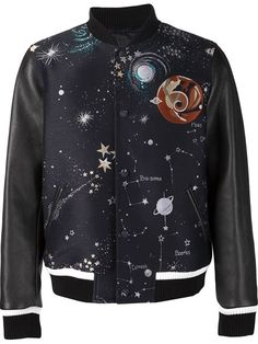 Shop Valentino 'Cosmo' varsity jacket in The Webster from the world's best independent boutiques at farfetch.com. Shop 300 boutiques at one address.