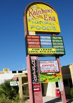 Health Food store - Las Vegas
