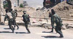 Noticia Final: VÍDEO: o Exército sírio retoma as operações no nor...