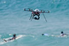 Attack of the Drones Hexacopter