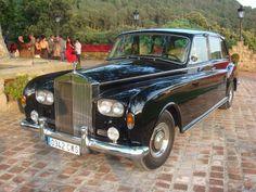 Rolls Royce Phantom VI   Barcelona Hummer JD