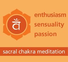 The Chakras: How to balance the sacral chakra using essential oils and aromatherapy. Chakra 2, Second Chakra, Sacral Chakra, Chakra Healing, Crown Chakra, Chakra Meditation, Mindfulness Meditation, Tantra, Yin Yang