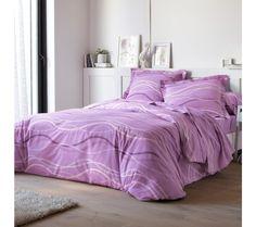 Ložní souprava s motivem vlnek zn. Colombine | vyprodej-slevy.cz #vyprodejslevy #vyprodejslecycz #vyprodejslevy_cz #home #povlečení Comforters, Blanket, Bed, Furniture, Home Decor, Curtains, Bedding, Linens, Blankets