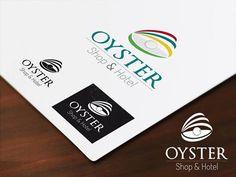 Logo Design, Oyster Shop & Hotel