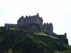 Edinburgh Castle | © John Cassidy/Flickr