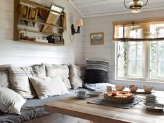 The Little Hermitage - Planete deco Decor, Furniture, House Design, Interior, Home, House Interior, Home Deco, Interior Design, Furnishings