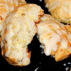 Tender scones bursting with sweet pineapple flavors!