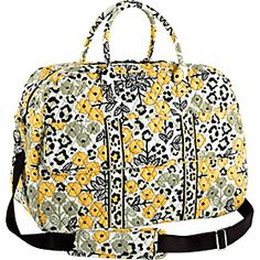 Vera Bradley Grand Traveler - Go Wild - via eBags.com!