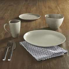 You'll love the Aldrin 16 Piece Dinnerware Set at Wayfair - Great Deals on all Kitchen & Dining products with Free Shipping on most stuff, even the big stuff.