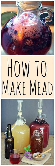 Learn how to make a simple one gallon batch of mead (honey wine) with my easy to follow guide!