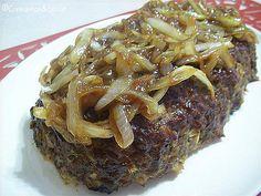 Barbecue Meatloaf by ~CinnamonGirl, via Flickr