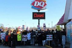 A Dairy Queen owner unleashed a racist tirade against a customer. He no longer has a business.